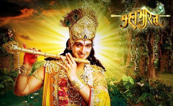 Happy krishna janmashtami HD desktop wallpaper
