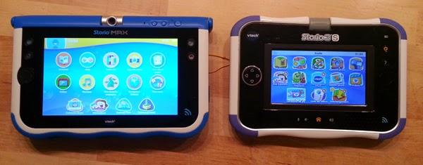 test et avis de la tablette storio max 7 de vtech innotab max. Black Bedroom Furniture Sets. Home Design Ideas