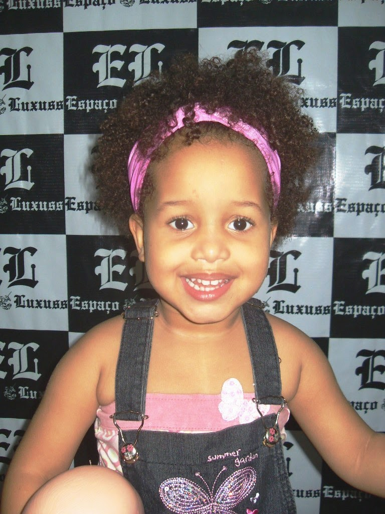 MODEL BLACK CHILD - ISABELLA SÁTIRO