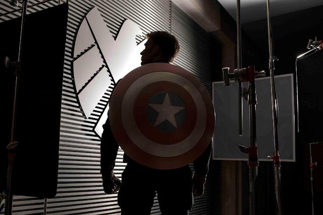 Capitán América - El soldado de invierno: Primera imagen