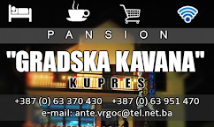 "PANSION ""GRADSKA KAVANA"""