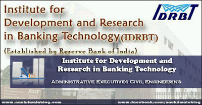 Administrative Executives Civil Engineering Job 2015