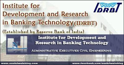 Administrative Executives Civil Engineering Job 2015