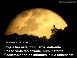 A Lua veio Não