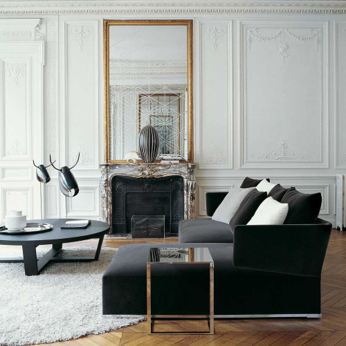 Neutral heaven interior design and mood creation for Modern classic home interior design