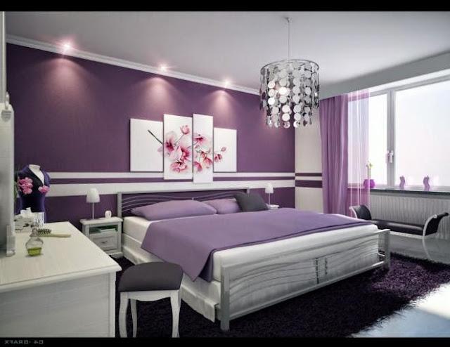 3 صور غرف النوم الحديثة