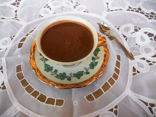 cioccolata calda.....goduriosa...buon san valentino