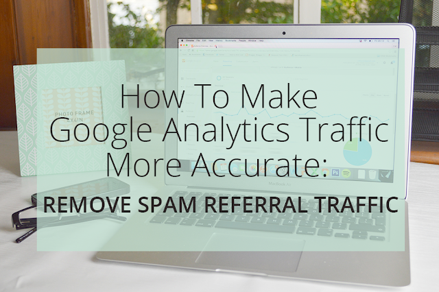 How to stop spam traffic on Google Analytics guide