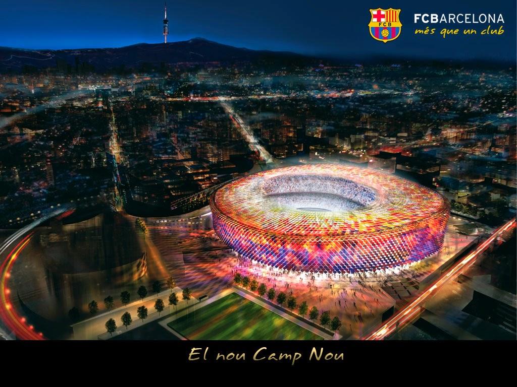 Camp Nou - FC Barcelona Stadium