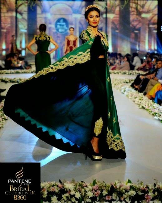 Bridal Couture Week-14 Tabassum Mughal