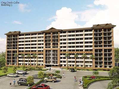 One Oasis Cebu Perspective, Condominium for sale in Cebu, Filinvest