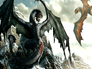 Fantasy Dragons Wallpaperfantasy Art Wallpaperfinal Wallpapers Pictures Wallpapersfree Wallpapersfantasy Pics