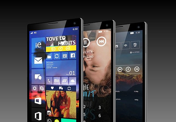 Microsoft Lumia 940 Smartphone Terbaik 2015