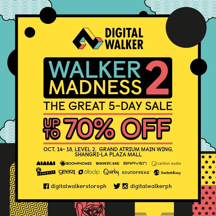 Digital Walker Madness Sale