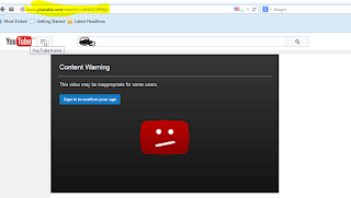 How To Watch Age Restricted Video on Youtube Without Sign in