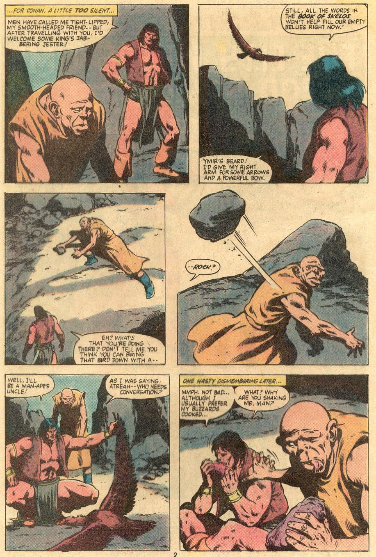 Conan the Barbarian (1970) Issue #122 #134 - English 3