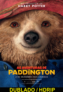 Assistir As Aventuras de Paddington Dublado 2014