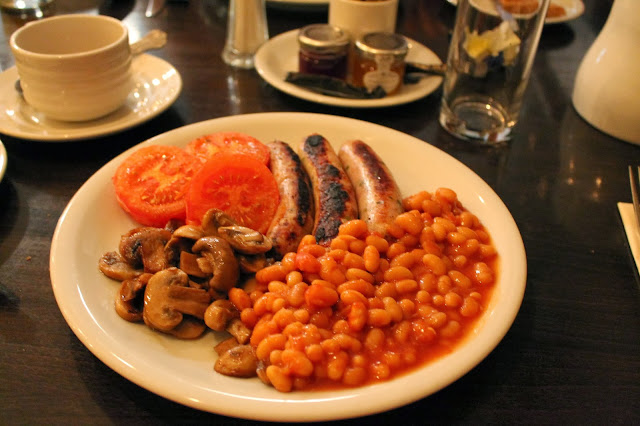 Whinstone View Bistro - Breakfast, Restaurant Review, Great Ayton