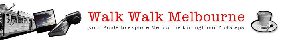 Walk Walk Melbourne
