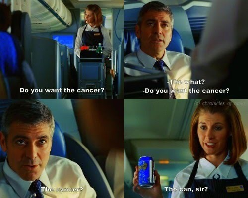 Do You Want The Cancer? - The Can Sir