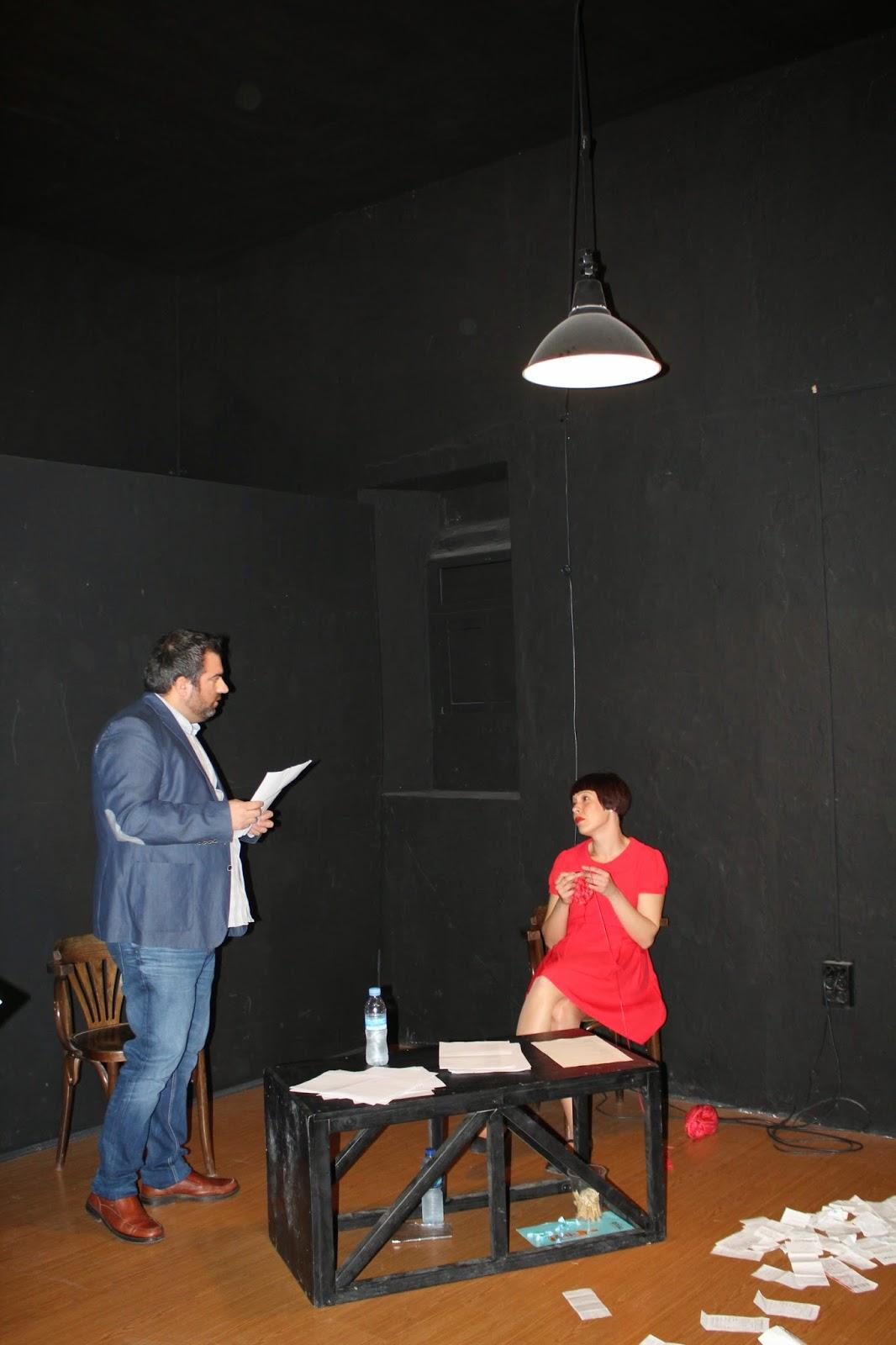 Juande Luna y Gloria de la Torre en Tickets