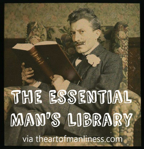The (ongoing) Manly Reading List