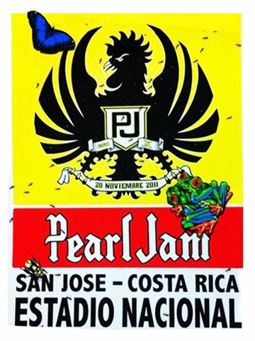 in my tree pearl jam: