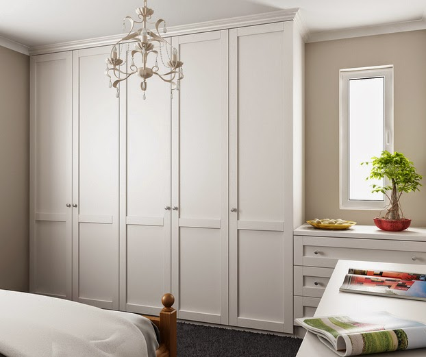 Urban Wardrobes, Fitted Furniture, Shaker Style, Windsor