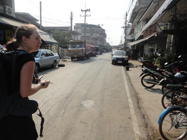 thaïlande, Ayutthaya, tamarind, night market