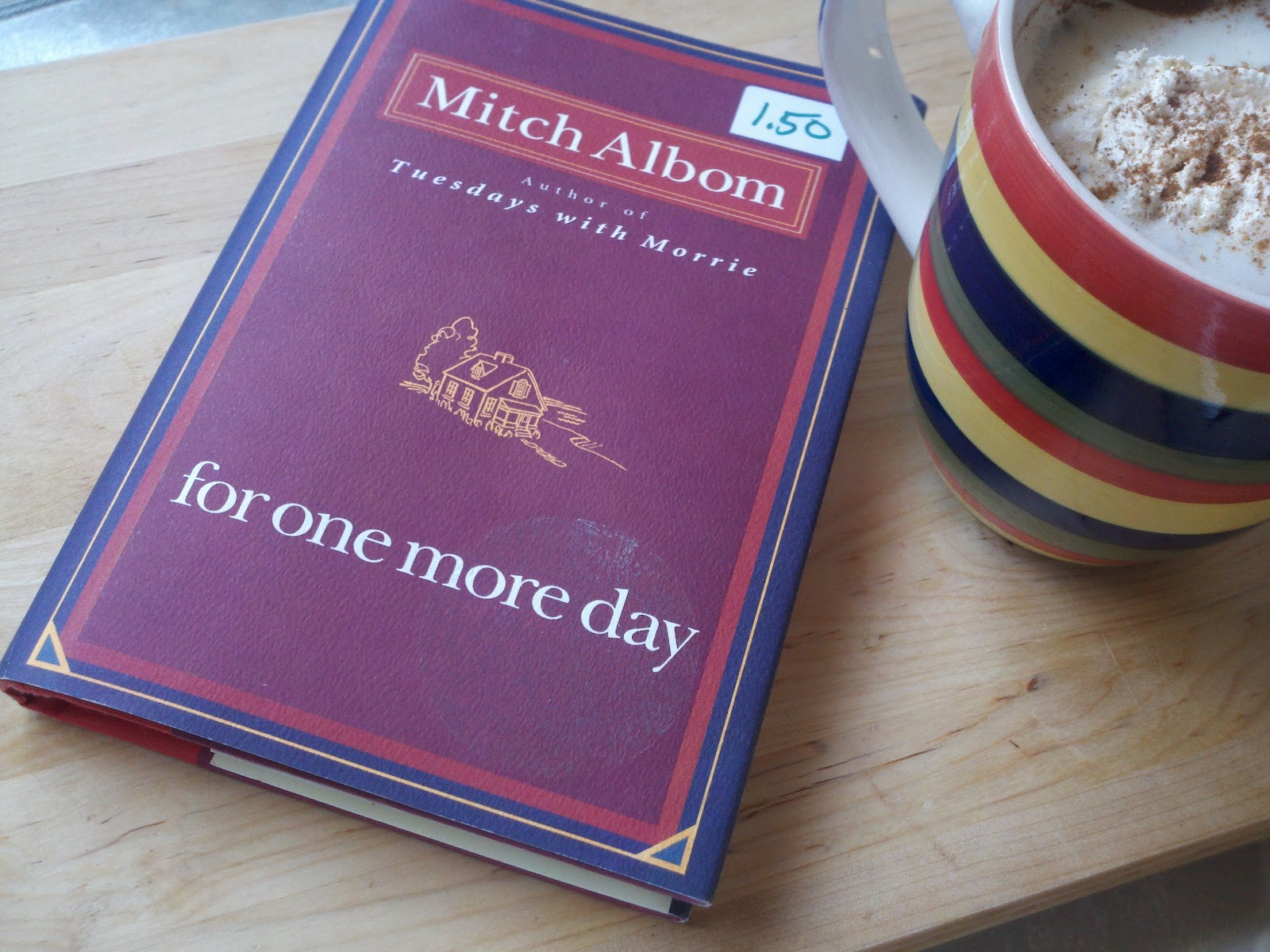 Book Review: For One More Day