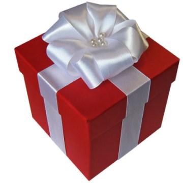 Чиновники и их жены бросились дарить подарки друг другу!