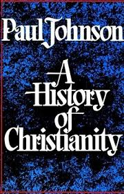cover photo The History of Christianity by Paul Johnson