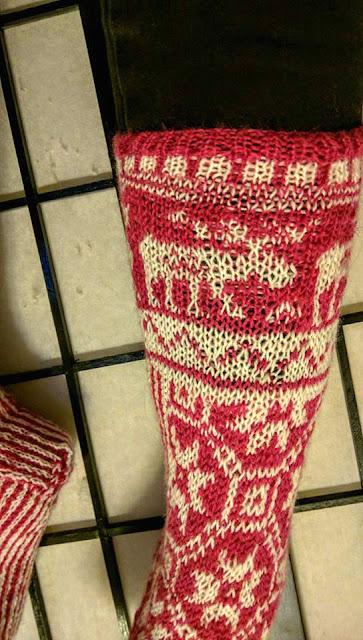 drops socks, villasukat, kirjoneule