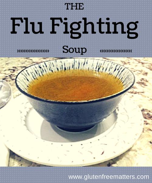Flu Fighting Soup