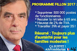 Le programme de François Fillon