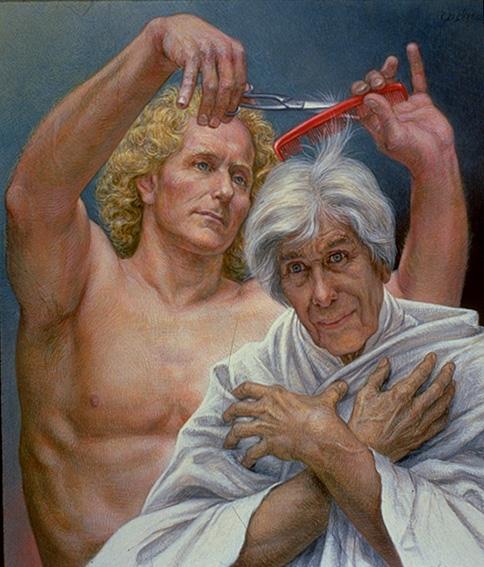 Paul Cadmus 1904-1999 | Magic pintor realista