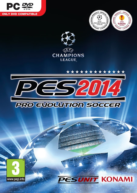 PES 2014: Pro Evolution Soccer 2014 PC Download Completo | Torrent + partes