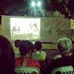 Κινηματογράφος «κάτω από τ' αστέρια» στην Καρίτσα