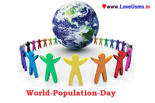 Essay on world population day
