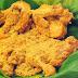 Opor Ayam kering