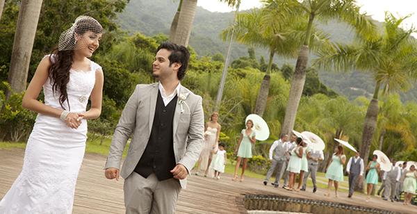 Boda de dali y gabriel fotos y v deos en puerto rico for Boda en el jardin botanico de caguas