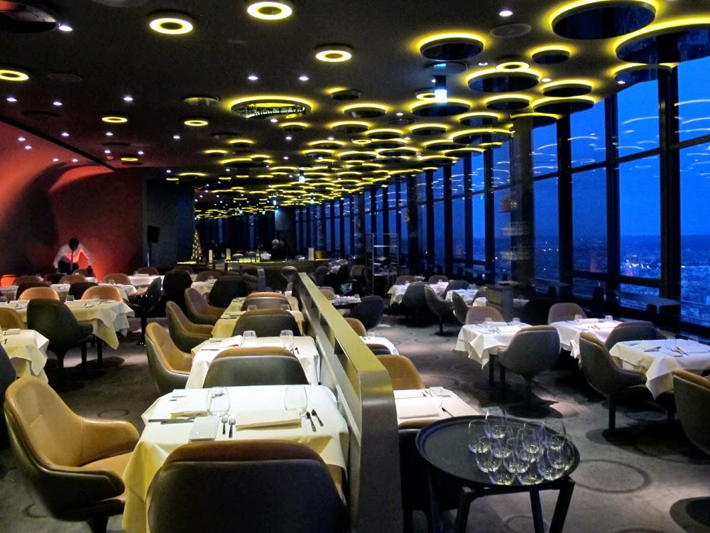 Ciel de paris emma louise layla - Restaurant ciel de paris montparnasse ...