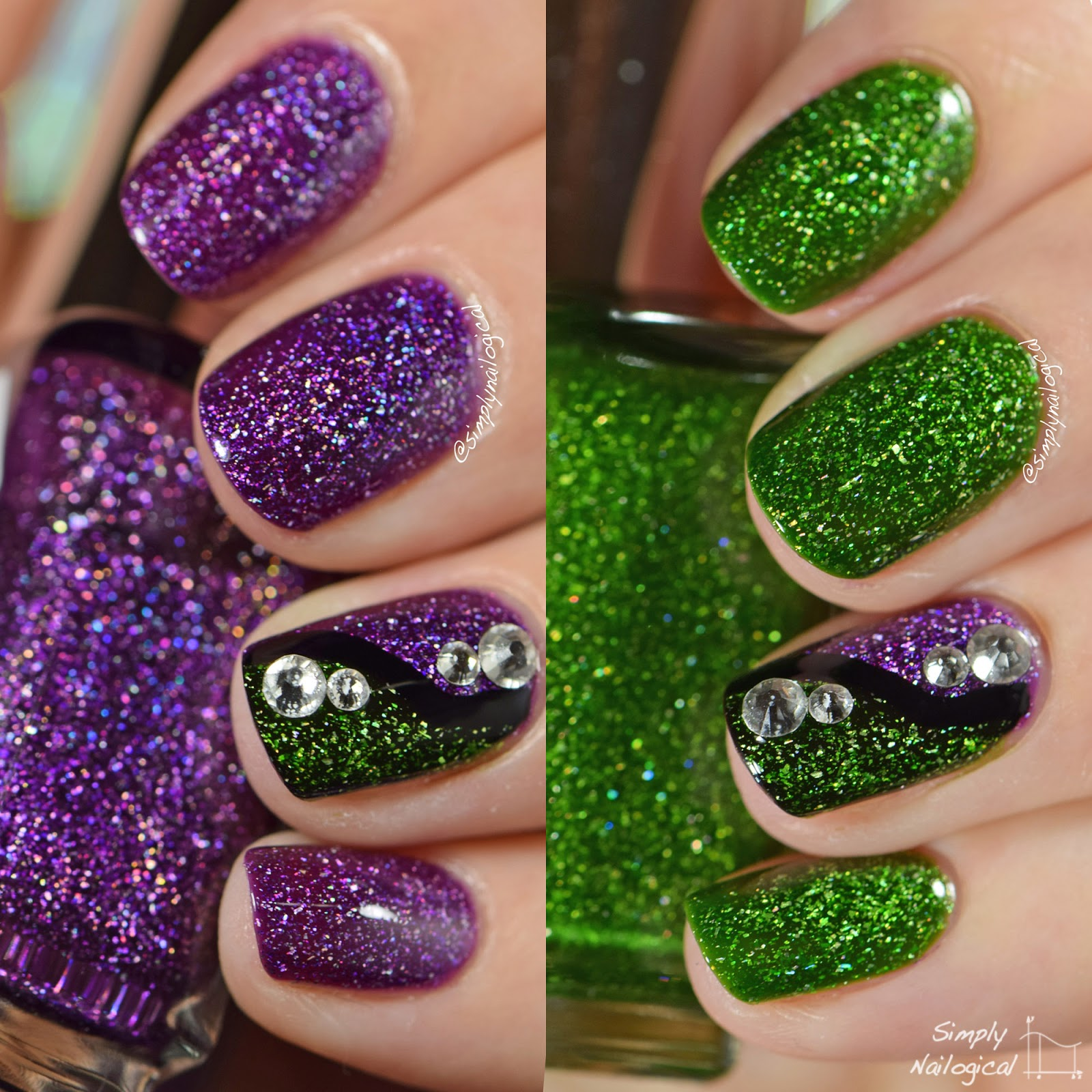 Simply Nailogical: El Corazon active-bio gel polishes: Review and ...