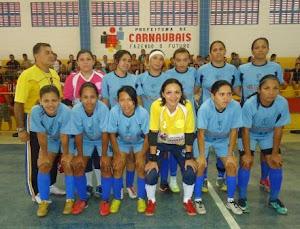 Seleção de Futsal Feminino de Carnaubais