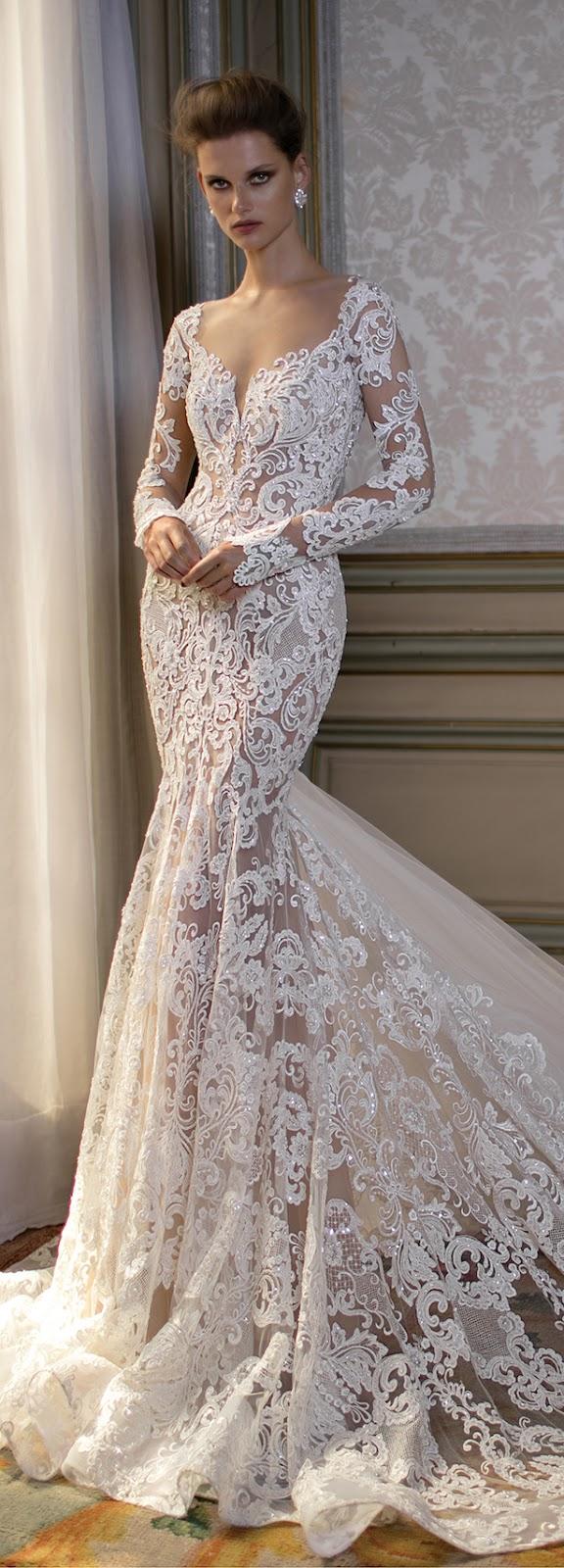 Vestidos de novias a la moda | Colección Berta 2016