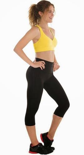 mallas gimnasio mujer efecto vientre plano
