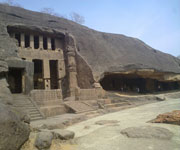 Elephanta Caves Maharashtra India