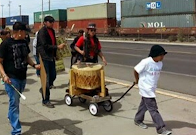 Natives Rally to End Racial Violence against Natives in Gallup NM