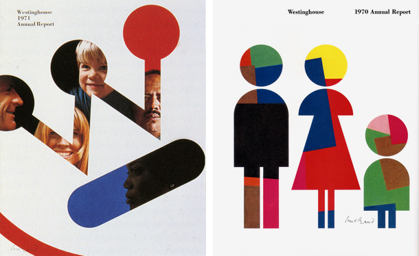 westinghouse paul rand 1971 magazine