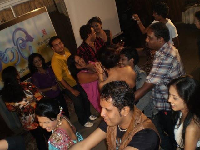 Derana Manali Artist Party Day Es Hot